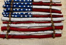 Let Freedom Ring!  / Patriotic decorating, crafts, entertaining, DYI gifts and recipes for a sparkling 4th of July celebration.  / by Dawn Hunnicutt