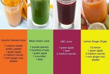 Juicing & Detox Recipes / Detoxify, cleanse, kick start weight loss and nourish your body from the inside out with these delicious recipes.  / by Dawn Hunnicutt
