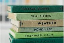Books / by effie's paper stationery co.