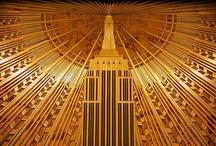 Art Deco & Art Moderne Love / by Writerly