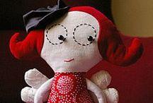 DIY : For kids / DIY : toys, bears, dolls, kid's decoration, costumes kids / by Valérie Zénati