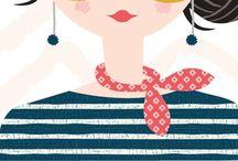 Illustration love / by Joy Uzarraga