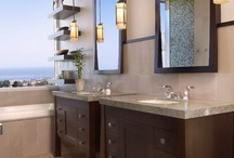 Master Bathroom ideas / by Amy Johnston