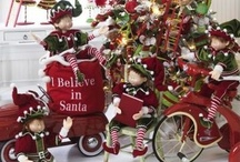 Holiday Bliss..  / All the Magic of Christmas/ Decoration Ideas~ / by Rhonda Mackey