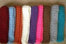 Crochet & Knit  & Sew Thingz / by Cathy stringham
