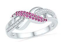 Bling, Precious Metals, Precious Stones / Gold, diamonds, rubies, sapphires..... / by Carol R. Varce|LiveGreenMakeGreen
