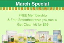 Specials & Events / #Shaklee specials and events; other contests, specials and events. / by Carol Aguero|LiveGreenMakeGreen