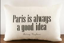 Paris / by Florence McCambridge