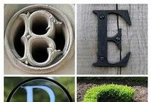 Fonts / by Debe Tomney
