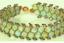 Beads **Tilas** / by Debe Tomney