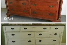 Furniture Make-Overs / by Shannon Brintnall
