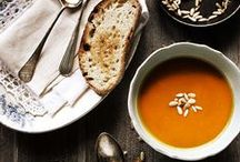 Zuppa / soup, soup, and more soup / by Florence McCambridge