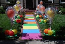 parties & presents  / by Rachel Brewer