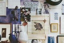 inspiration boards / I believe in beautiful messes / by Lil Tee