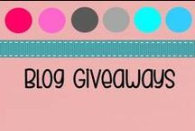 Blog Giveaways / by Jaime Pink