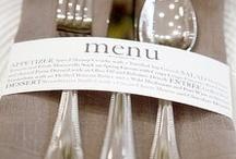 Meal Planning / by Annika Barranti Klein