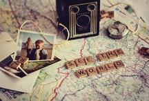 Travel Inspiration / by Stefanie Fauquet