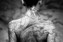 ink. / by Nicole Hoffman