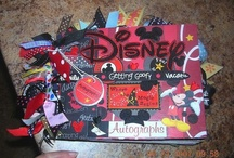 Disney scrapbook / by AllergyFreeMouse Food Allergies