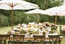 spring + summer wedding / by Kara Horner