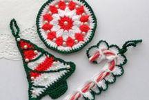 Crochet-Christmas / by Cheryl Chandler-Barker