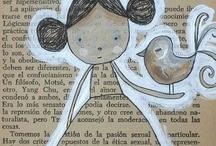 Doodles, drawings, designs / Art inspiration / by Carol Belleau