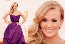 Carrie Underwood / by Janet Strickenburg