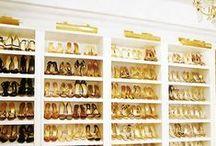 Closets ~ Dressing Rooms / by Regilla ⚜