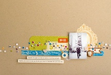 Scraps   Trippin / Scrapbook layouts that relate to travel. / by So Many Little Things