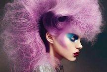Hair and makeup  / by Mara Giannavola