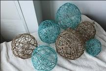 DIY - Craft Ideas / by Robin George-Coon