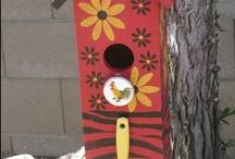 DIY - Birdhouses & Feeders / by Robin George-Coon