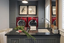 Laundry Room Makeovers / by Connecticut Appliance & Fireplace (CAFD)