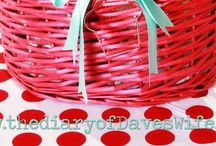 Baskets & Gifts & Such / by Amy Carr