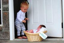 Babies and kids / by Brittany Schwendemann