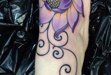Tattoos / by Megan Wharton