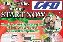 Deals, Rebates & Incentives / by Connecticut Appliance & Fireplace (CAFD)