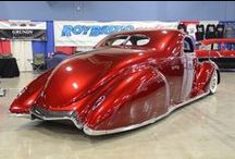 cool rides / by Connie Rhoden