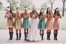 Tol's Bridesmaids Dresses / by Kate Morawetz