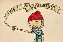 this is an adventure / by Lauran Henderson (Bowes)