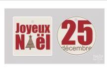 noël  * Christmas   /  ✸✵☃❆❅... / by Véronique Pixie