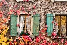 Favorite Places & Spaces / by Ellyn Wilhelm