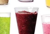Healthy Juice Recipes / by Beth Modder