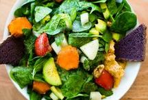 Eat to Live / Vegan / Plant Based Recipes / by Beth Modder
