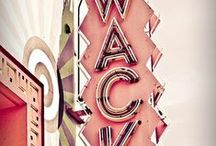 Old Signs / by Megan Prout