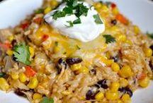 Food / Recipes / by Melissa Kay