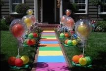 Party Ideas / by Stormi Waller