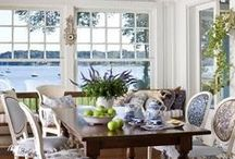 Breathtaking Breakfast Rooms / Rooms I'd Like to Eat In / by T. Almon