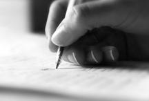 X Creative Writing / by Melissa Prado