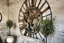 Hands of Time / Beautiful Clocks / by T. Almon